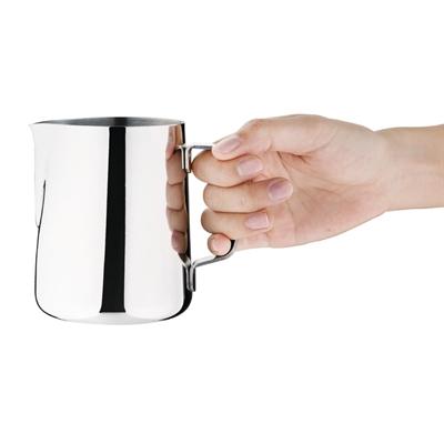 Olympia Arabian Milk Jug Stainless Steel 13oz 90X65mm Mug Cup Creamer Pitcher